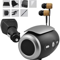 Ematic 10 Accessory kit with Bluetooth Portable Speaker for Apple iPad