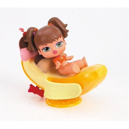 Bratz Babyz Sweet Seat Banana Split Lounge By MGA Ship from