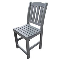 highwood® Lehigh Recycled Plastic Counter Height Side Chair