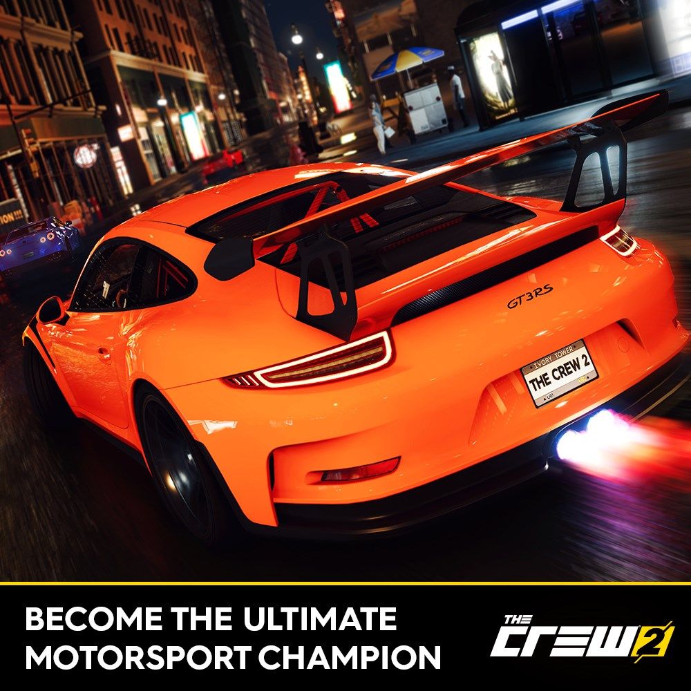 The Crew 2 Ubisoft Playstation 4 887256029128 Walmart Com Walmart Com