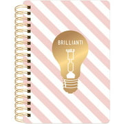 "Designer Desktop Essentials Journal 7""X10""-Brilliant"