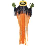 Hanging Pumpkin Halloween Decoration