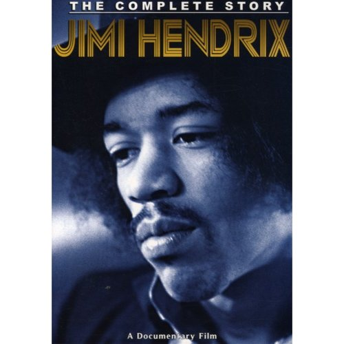 Hendrix J-complete Story [dvd] (music Video Dist)