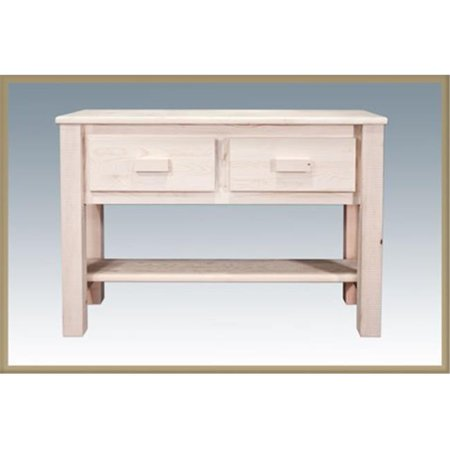 - Homestead Exterior End Table, Ready Finish