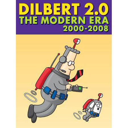 Dilbert 2.0: The Modern Era: 2001 TO 2008 - eBook - Dilbert Halloween Comic