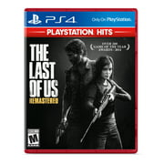 The Last of Us: Remastered - PlayStation Hits, Sony, PlayStation 4, 711719522911
