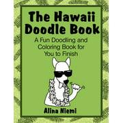 The Hawaii Doodle Book (Paperback)