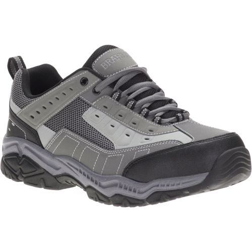 Brahma Men's Seth Steel Toe Shoes - Walmart.com