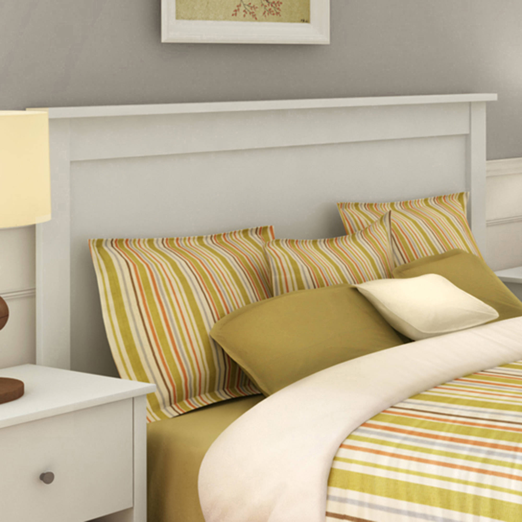 South Shore Vito Full/Queen Headboard, 54/60'', Multiple Finishes