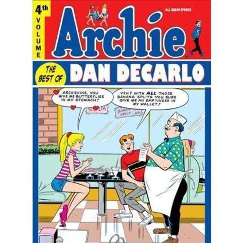 Archie: Best of Dan DeCarlo Volume 4