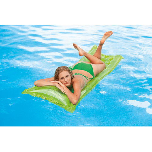Intex Floating Pool Relax-A-Mat (72in x 27in) - Assorted Colors