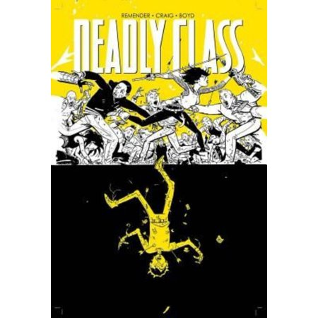 Deadly Class 4  Die For Me