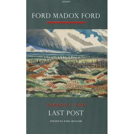 Last Post : A Novel (Last Post)