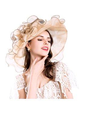 74113042c Gold Womens Hats - Walmart.com