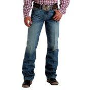 Cinch Western Jeans Mens Grant Relaxed Denim Medium Wash MB79837001