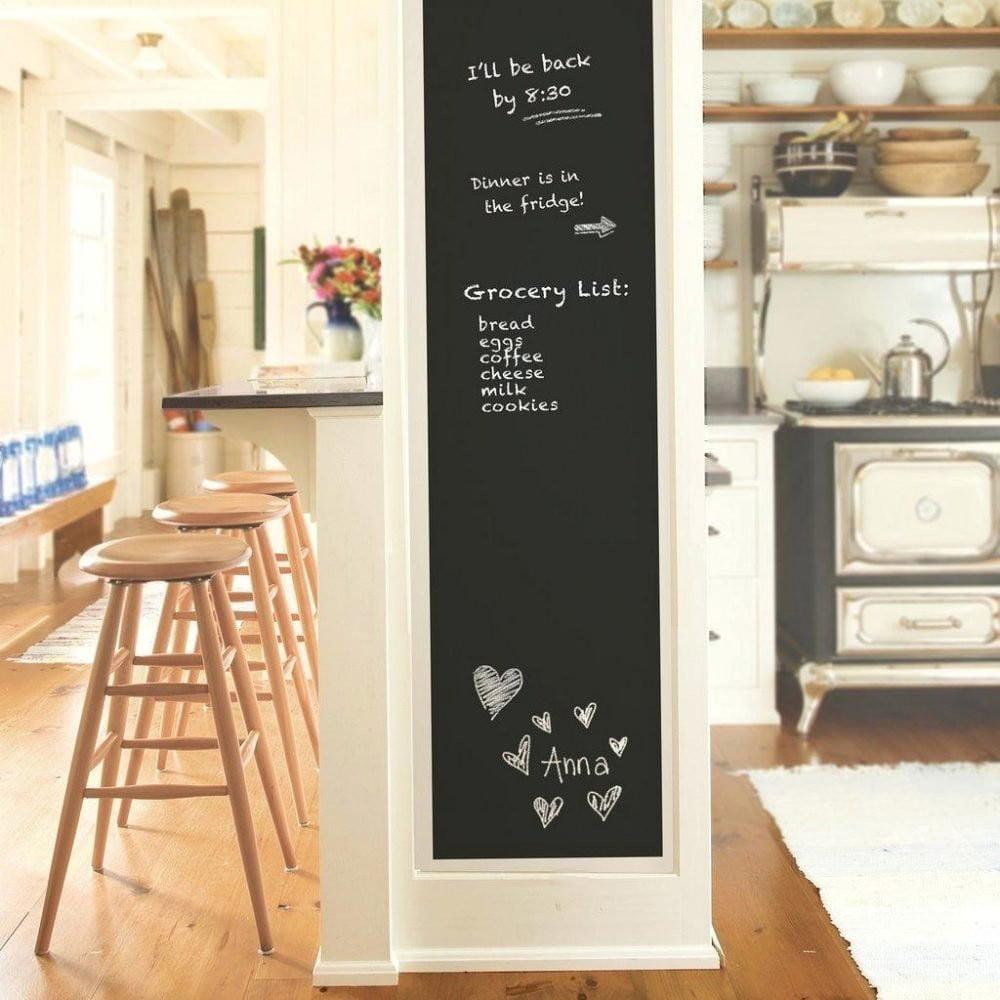Removable Blackboard Wandaufkleber Rewritable Chalkboard Wall Sticker