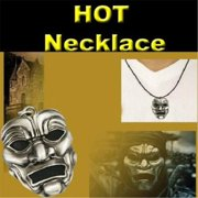 PK2399 300 Immortals Pewter Necklace