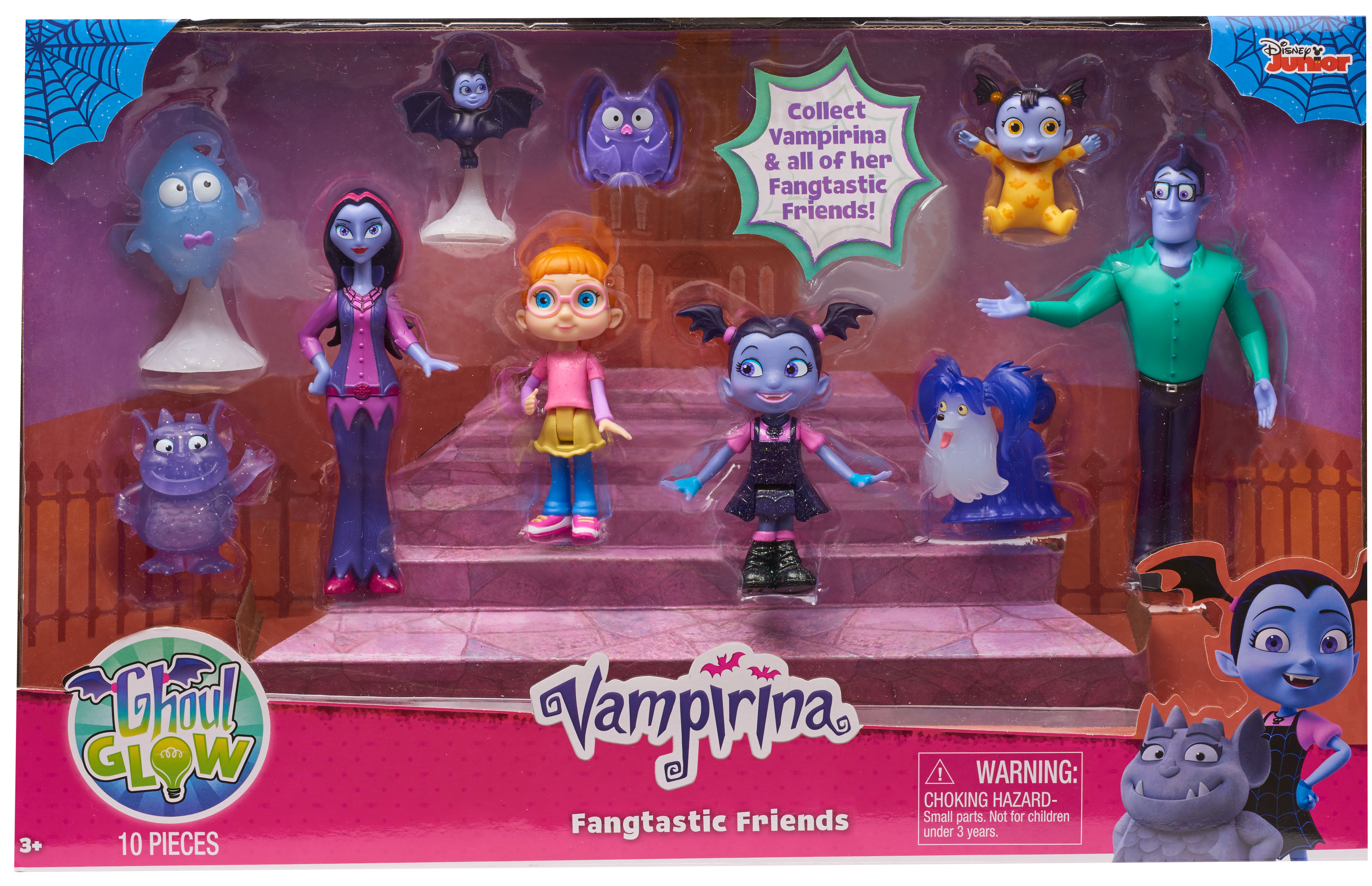 ee05e566980 Vampirina Fangtastic Friends Set - Walmart.com