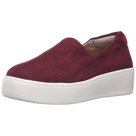 ade338ac69d STEVEN by Steve Madden Womens Hilda Low Top Slip On Fashion Sneakers