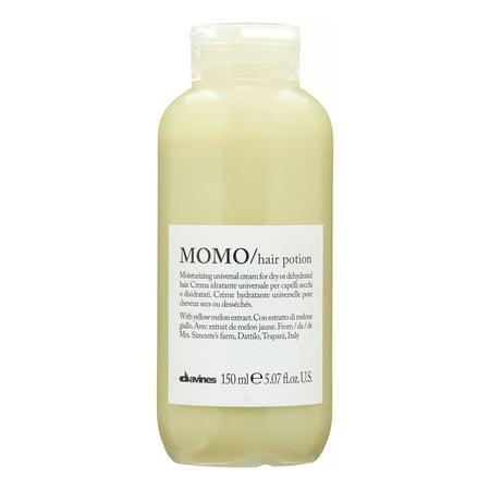 Davines Momo Hair Potion Moisturizing Cream, 5.07 Fl