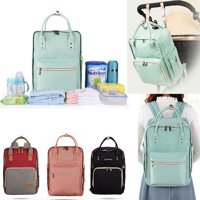 61038565d421 Product Image Mummy Bag Multifunction Maternity Nappy Diaper Bag Large  Capacity Baby Backpack Tote
