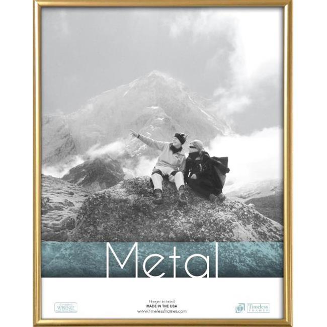 Timeless Frames Metal Frames Gold Wall Frame