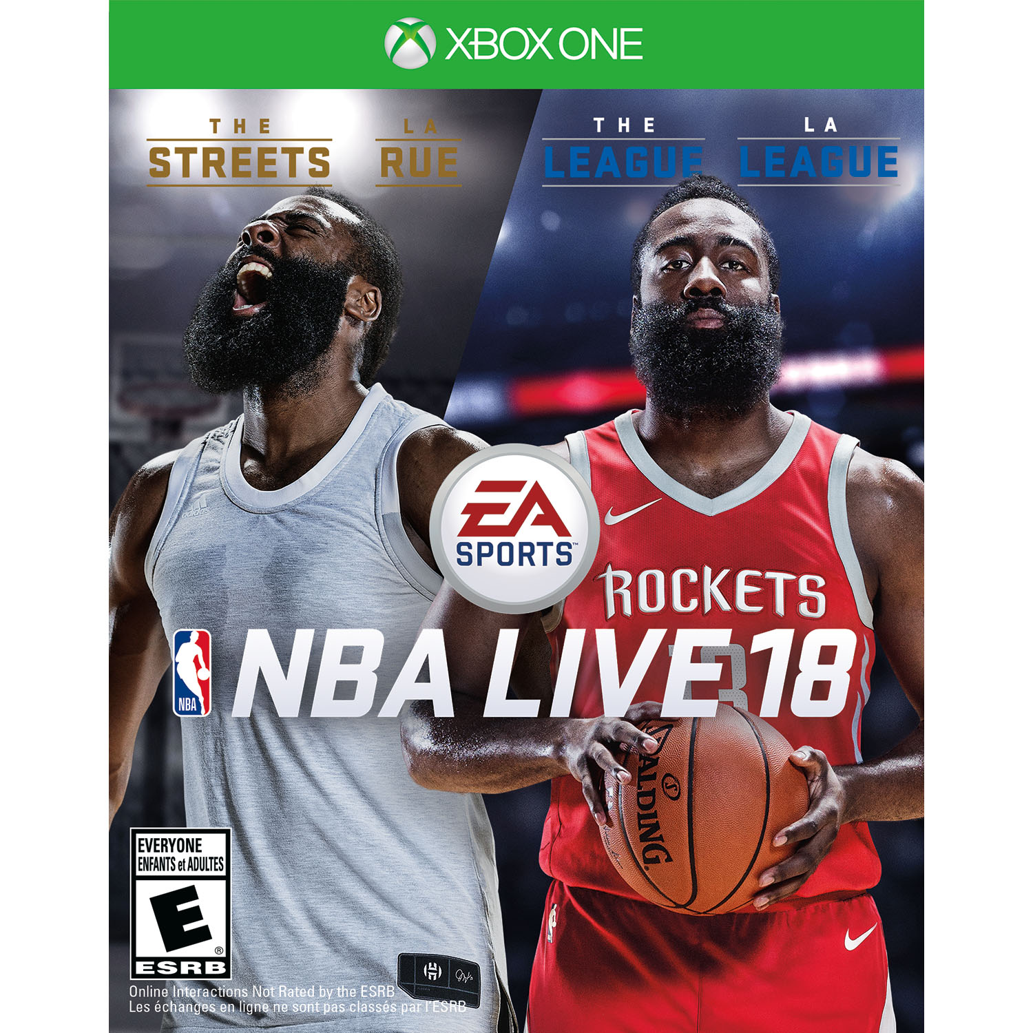 NBA Live 18: The One Edition (XBX1) - Preowned