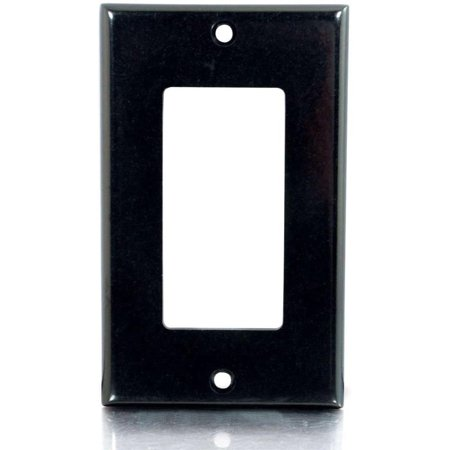 C2G Decorative Single Gang - mounting plate