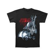 Avenged Sevenfold Men's  Spineclimber T-shirt Black