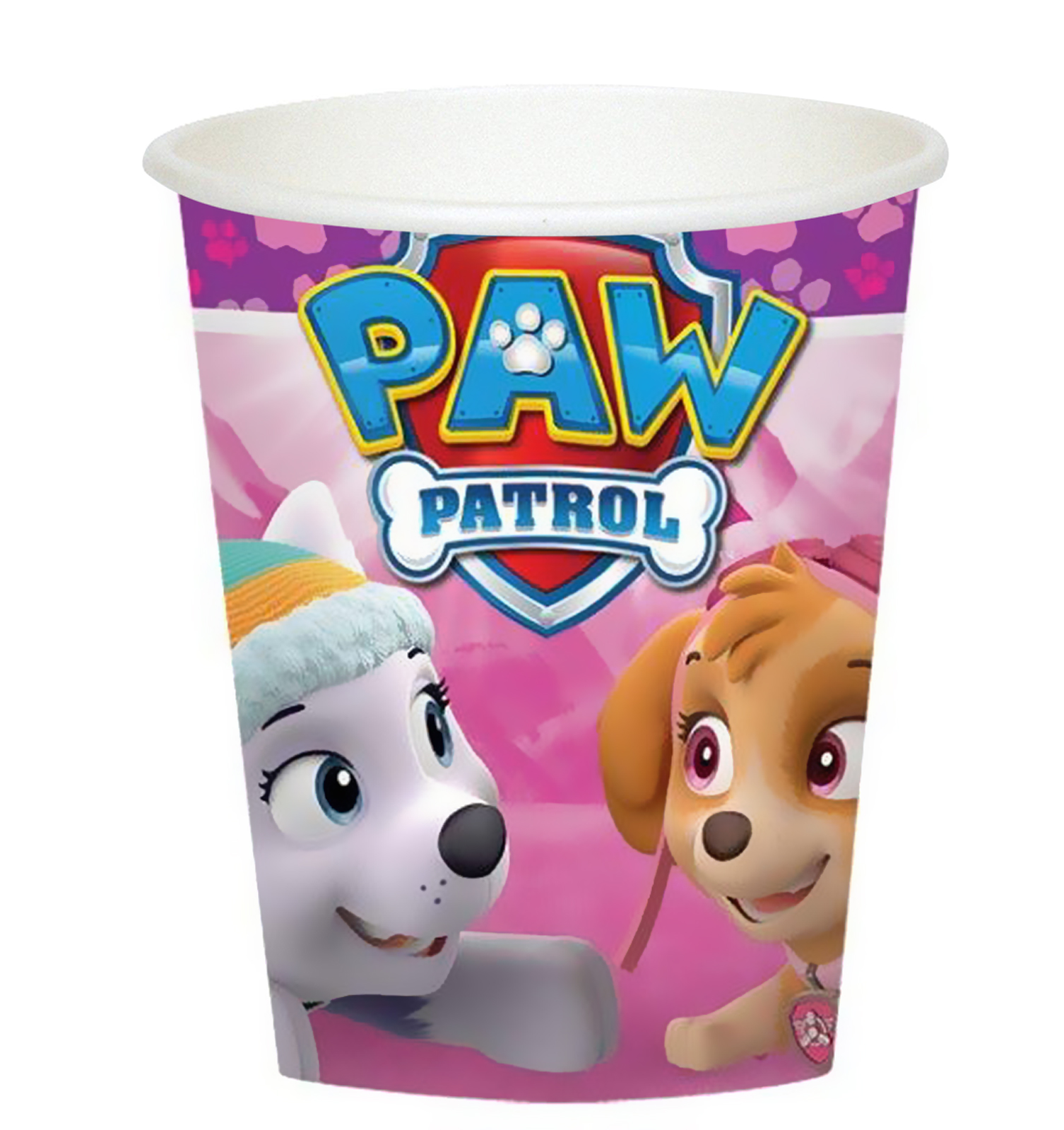 Paw Patrol Party Supplies 16 Pack Paper Cups