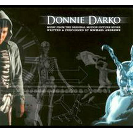 Donnie Darko (Music From the Original Motion Picture Score) (CD) (Digi-Pak) (Halloween Film Music Score)