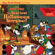 Disney Mickey Mouse Halloween Read-Along Storybook - eBook - Halloween Read Along Stories