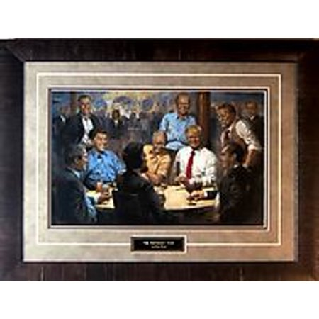 Andy Thomas Framed Art Print The Republican -