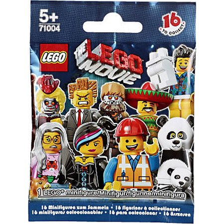 Minifigures The LEGO Movie Mystery Pack