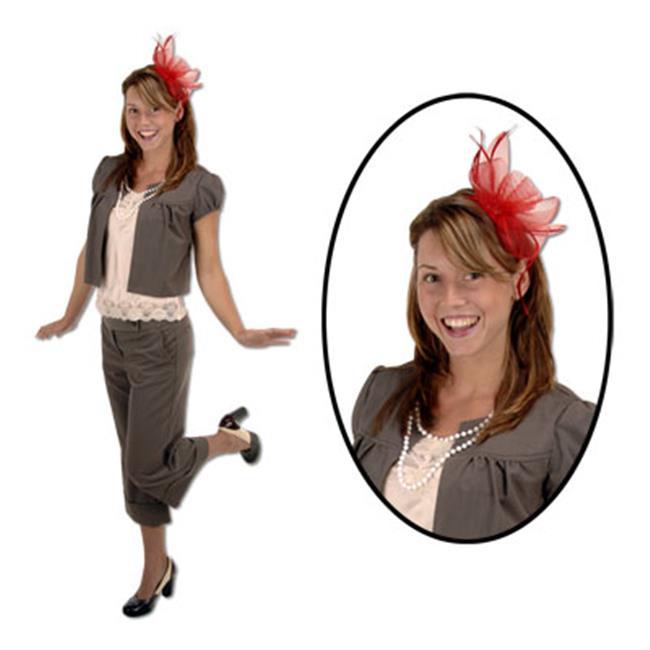 DDI 1908009 Fancy Flower Headband Case of 12 - image 1 of 1