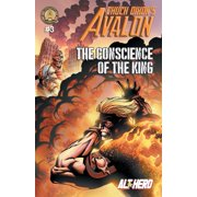 Chuck Dixon's Avalon #3 : The Conscience of the King
