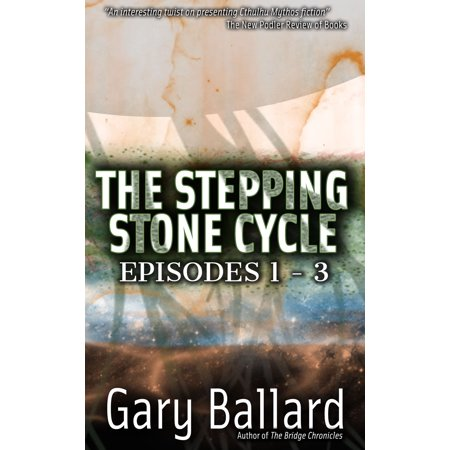 The Stepping Stone Cycle, Episodes 1-3 - eBook - E News Halloween Episode