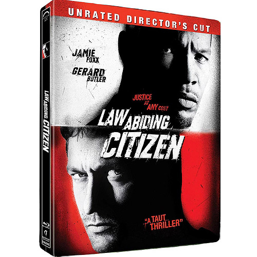 Law Abiding Citizen (Blu-ray Steelbook) (Widescreen)