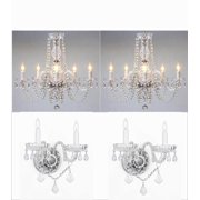 Gallery T22-1029 Clear 4 Piece Set