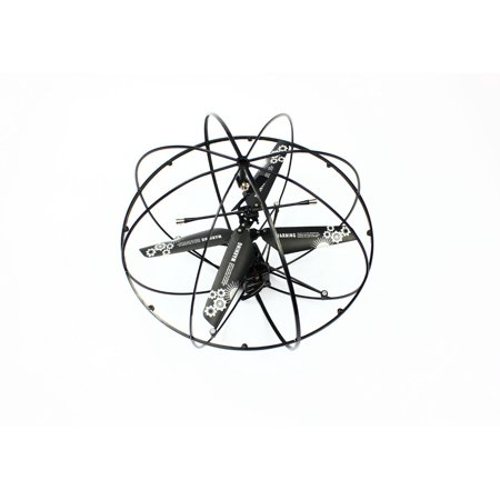 UFO 3 Channel I/R Flying Ball Remote Control Helicopter