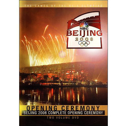 2008 Olympics: Beijing 2008 Complete Opening Ceremony (Widescreen) by Ten Mayflower