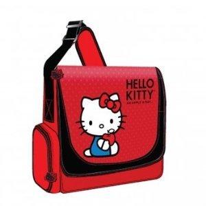 Hello Kitty KT4339RV Vertical Messenger Style Laptop Case