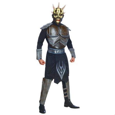 Savage Opress Halloween Costume (Star Wars Men's Dlx. Savage Opress Halloween)