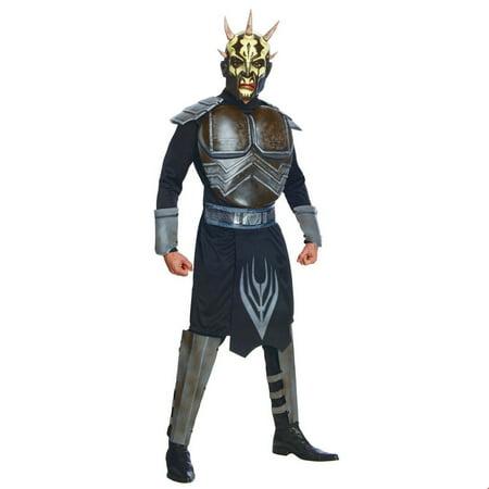 Star Wars Men's Dlx. Savage Opress Halloween Costume