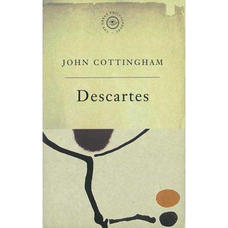 The Great Philosophers: Descartes - eBook