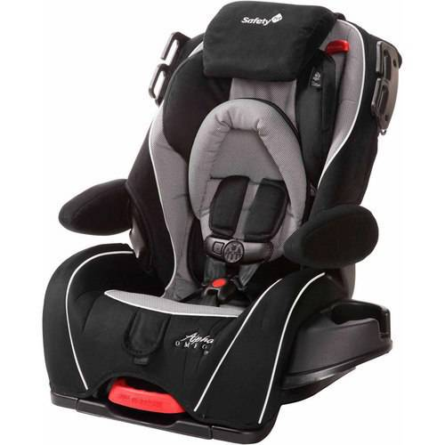 Safety 1st Alpha Omega Elite 3-in-1 Convertible Car Seat (Choose your Pattern)