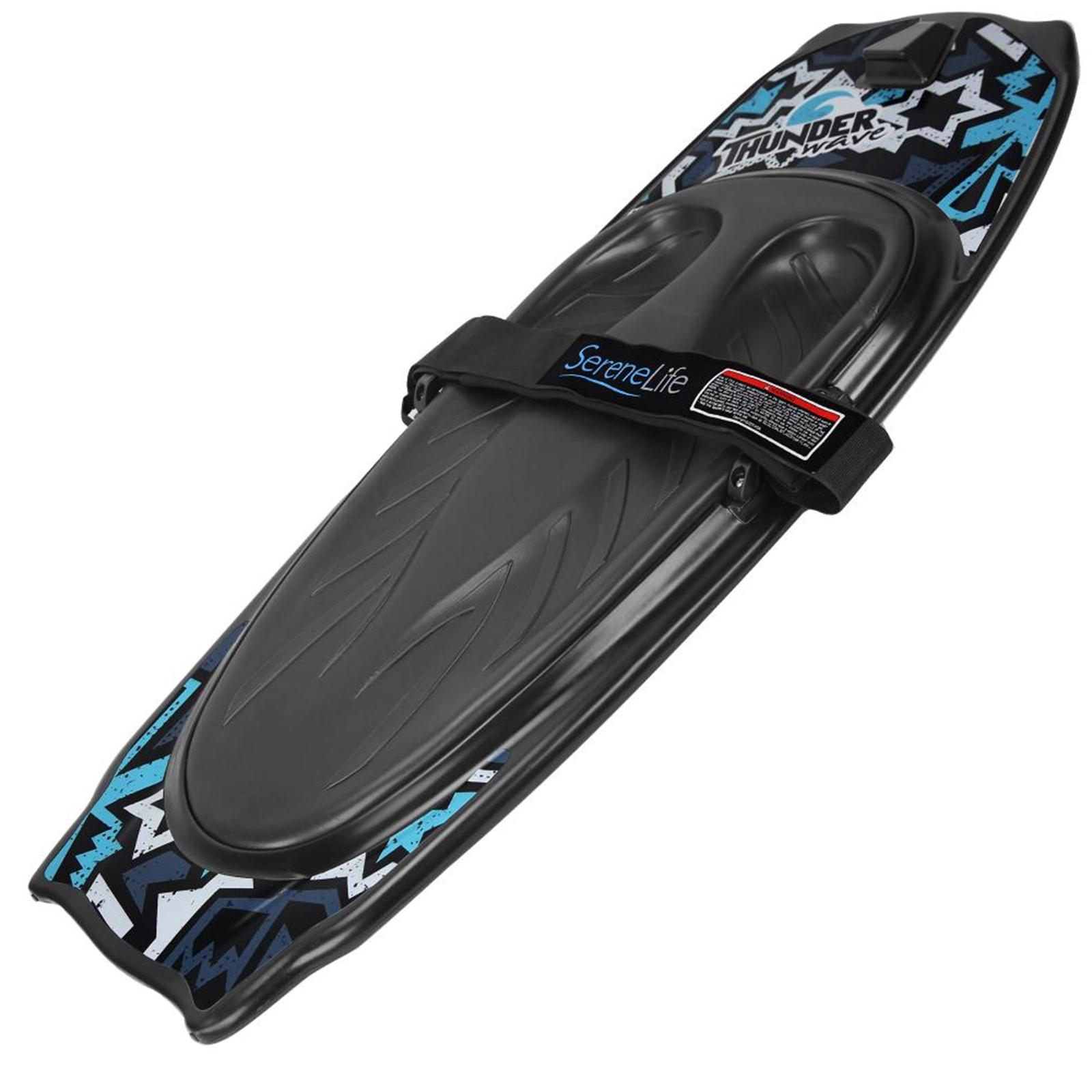 Serene Life Thunder Wave Water Sport Knee-Board