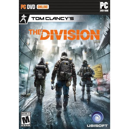 Ubisoft Tom Clancy's The Division (PC) - Video Game