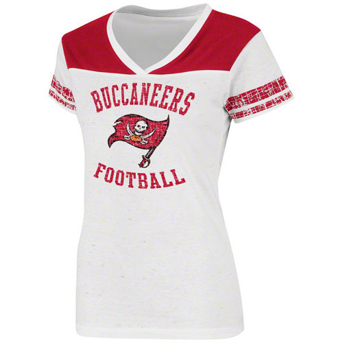 NFL - Tampa Bay Buccaneers Women's TMT II V-Neck T-Shirt