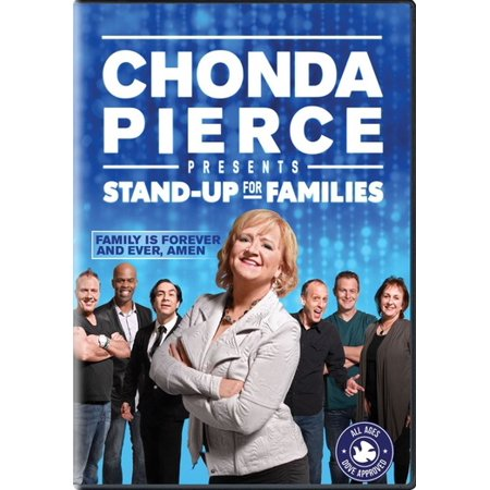 CHONDA PIERCE PRESENTS-STAND UP FOR FAMILIES-FAMILY IS FOREVER & EVER(DVD) - image 1 of 1